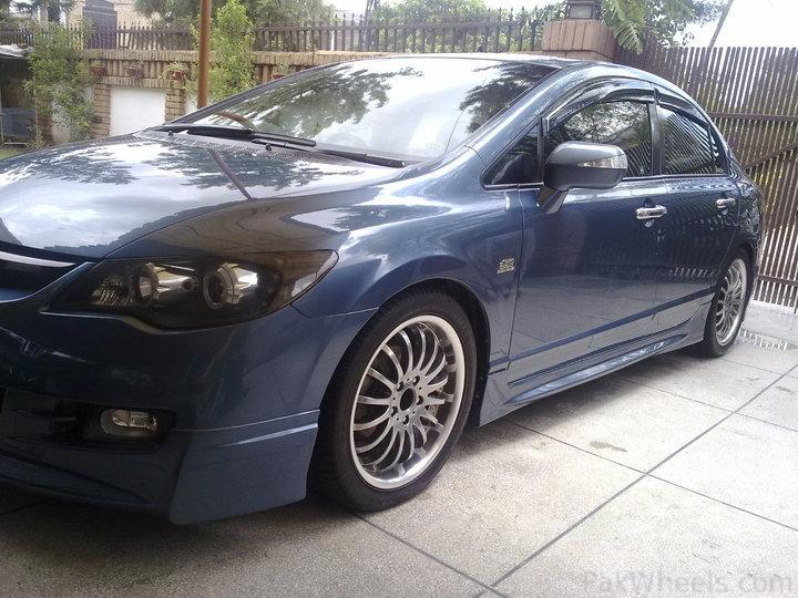 """New stuff 2011 Civic VTi """"Viper"""" - 258709"""