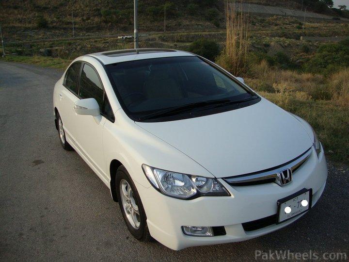 """New stuff 2011 Civic VTi """"Viper"""" - 258760"""