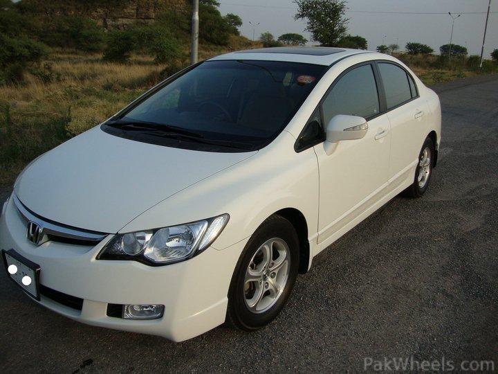 """New stuff 2011 Civic VTi """"Viper"""" - 258762"""