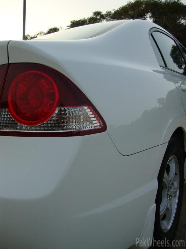 """New stuff 2011 Civic VTi """"Viper"""" - 258769"""