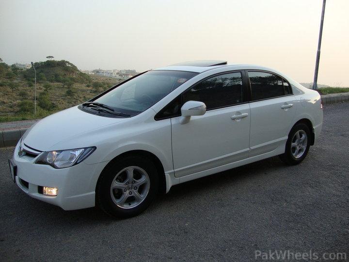 """New stuff 2011 Civic VTi """"Viper"""" - 258771"""