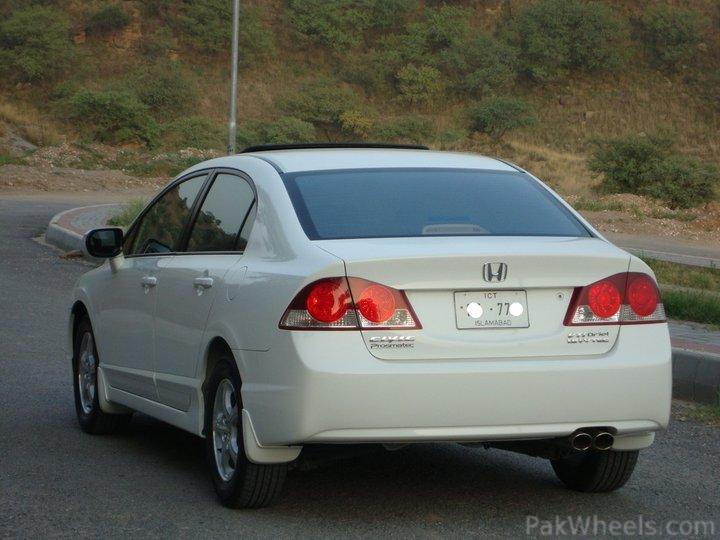 """New stuff 2011 Civic VTi """"Viper"""" - 258772"""