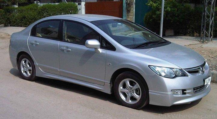 """New stuff 2011 Civic VTi """"Viper"""" - 268372"""