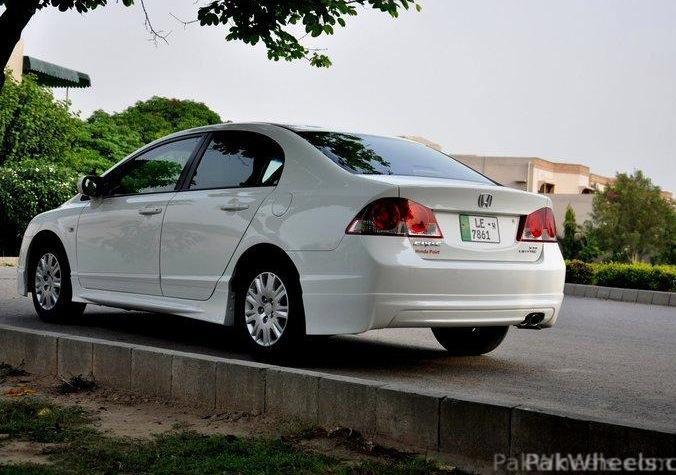 """New stuff 2011 Civic VTi """"Viper"""" - 270024"""