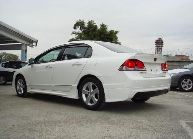 """New stuff 2011 Civic VTi """"Viper"""" - 270025"""