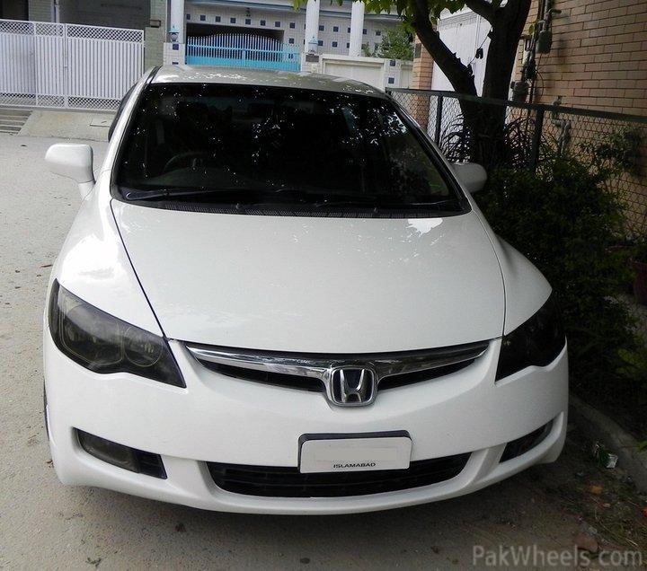 """New stuff 2011 Civic VTi """"Viper"""" - 272404"""