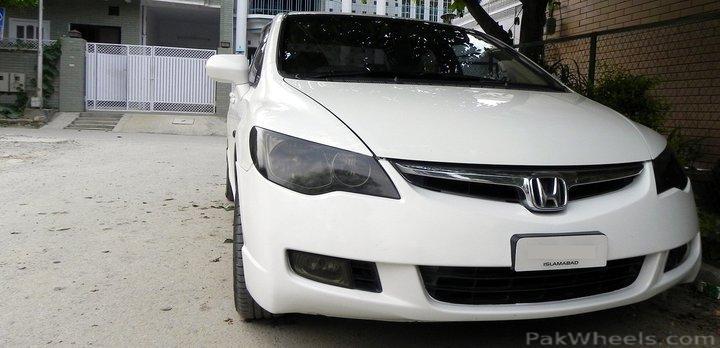 """New stuff 2011 Civic VTi """"Viper"""" - 272406"""