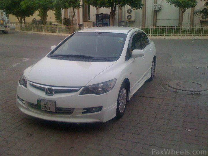 """New stuff 2011 Civic VTi """"Viper"""" - 272949"""
