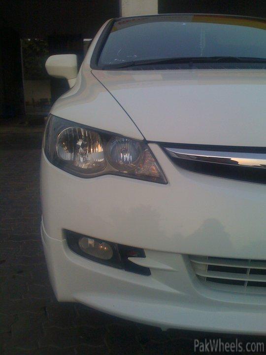 """New stuff 2011 Civic VTi """"Viper"""" - 272950"""