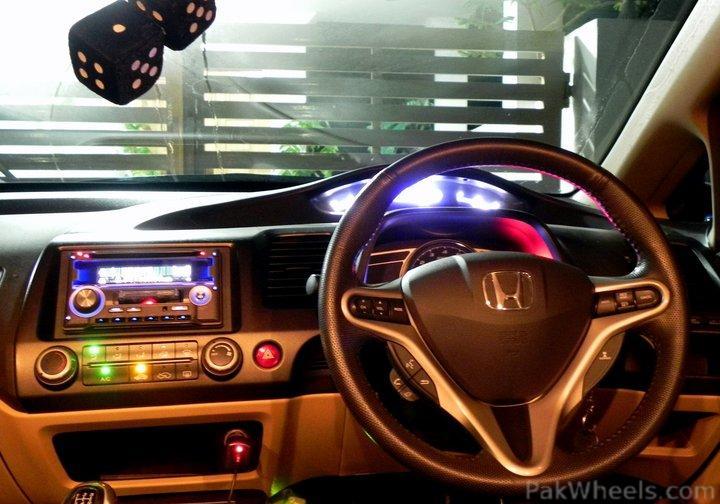"""New stuff 2011 Civic VTi """"Viper"""" - 277044"""