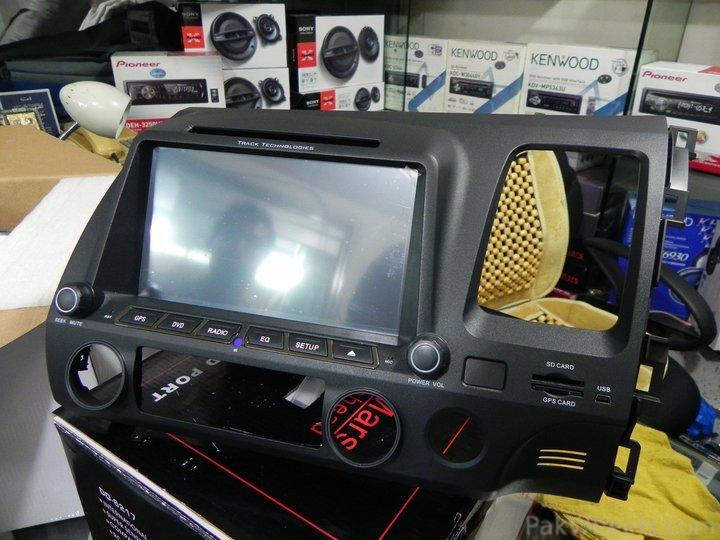 """New stuff 2011 Civic VTi """"Viper"""" - 277691"""