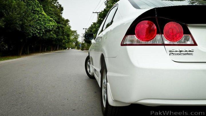 """New stuff 2011 Civic VTi """"Viper"""" - 285838"""