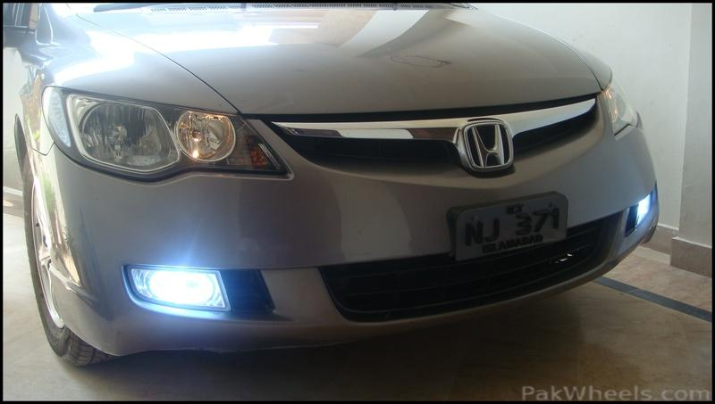 (Samialvi) - My Honda Civic 2011 VTi Oriel Prosmatec with Navigation. - 288738