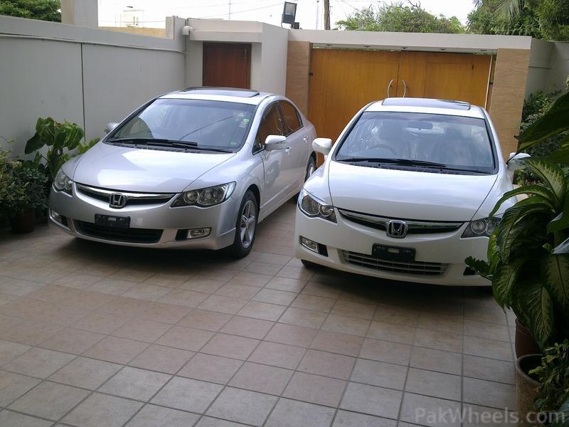 """New stuff 2011 Civic VTi """"Viper"""" - 288971"""