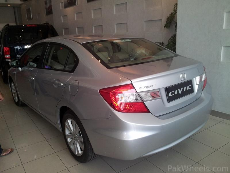 The Official Honda Civic 2012 Post - 293582