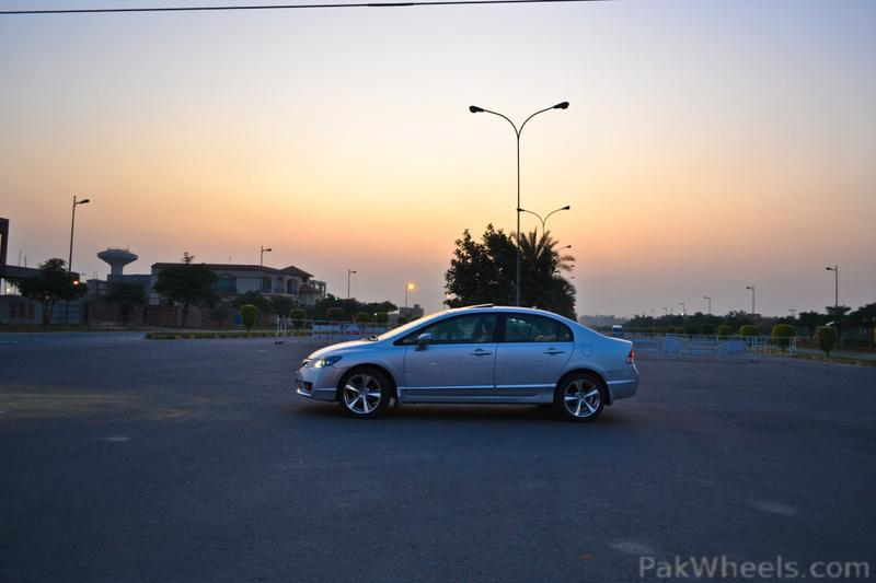 CiViC Facelifted.....airomerix! - 315177