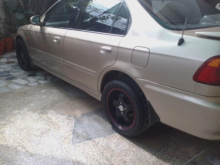 My Civic oriel 1999 - 58684