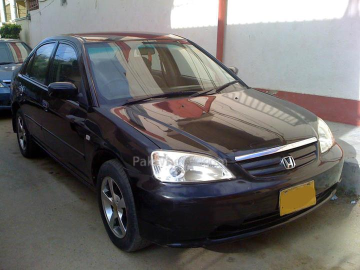 Bought Civic 2001 EXI automatic - 85168