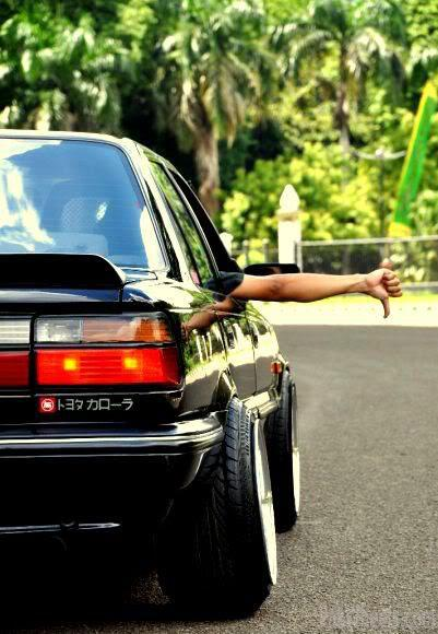 88 to 90 Toyota Corolla Fanclub - 130938