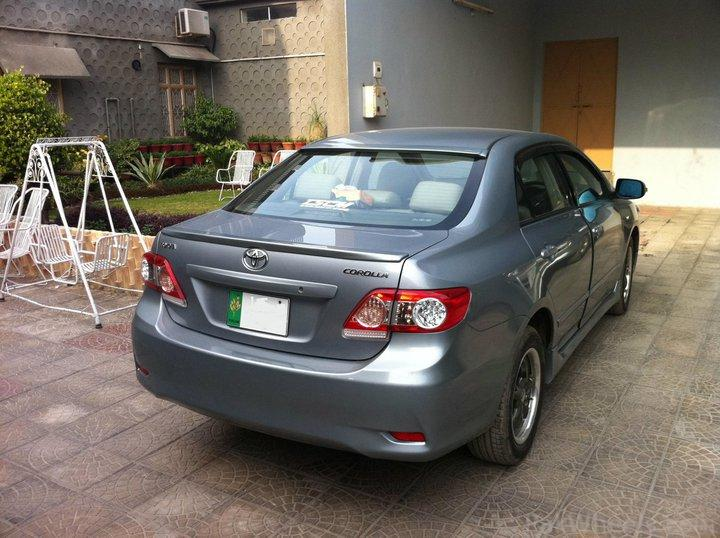 New corolla 2011 pictures and information - 184846