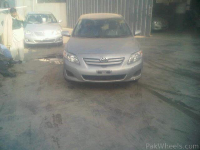 My Toyota Corolla Gli, 2011 - 187347