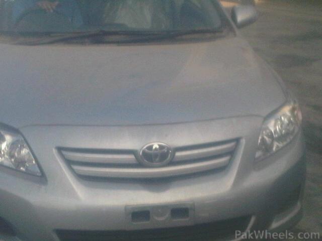 My Toyota Corolla Gli, 2011 - 187348