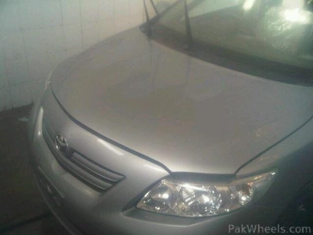 My Toyota Corolla Gli, 2011 - 187356