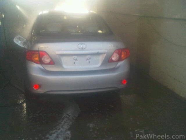 My Toyota Corolla Gli, 2011 - 187359
