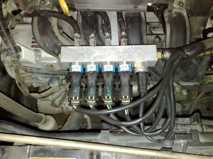 this CNG perform in corolla 2009-10 and all electronic throttle type vhicles - 187811