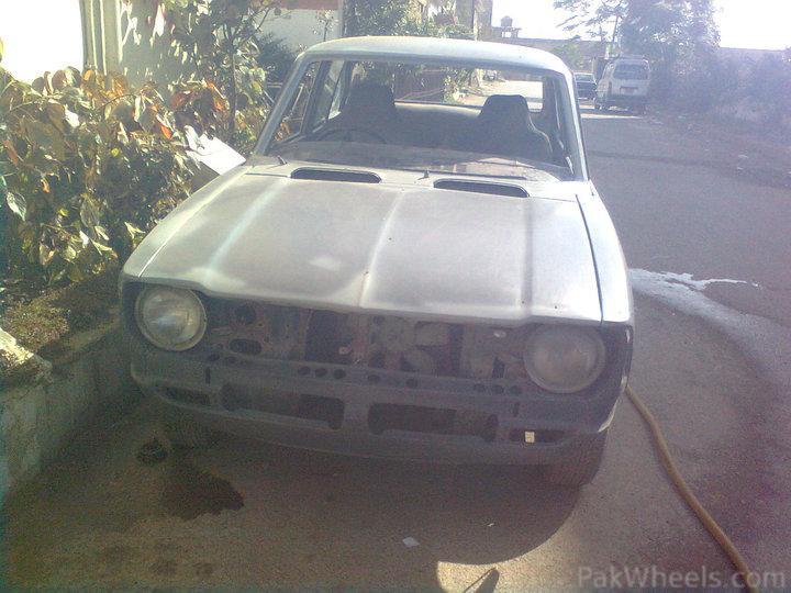 Toyota Corolla Ke20 1974 Paint Suggestion Req! - 206735
