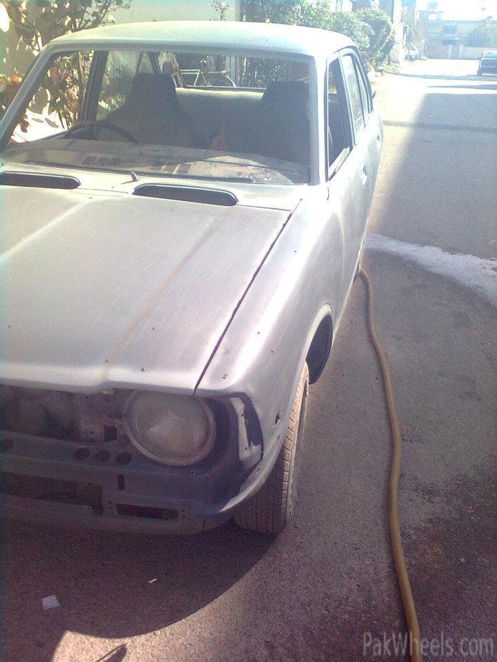 Toyota Corolla Ke20 1974 Paint Suggestion Req! - 206736