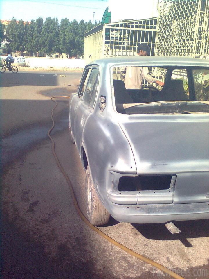 Toyota Corolla Ke20 1974 Paint Suggestion Req! - 206741