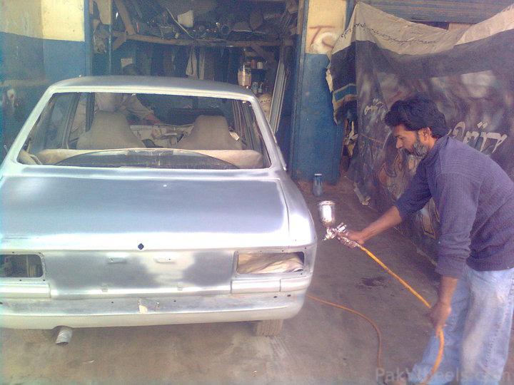 Toyota Corolla Ke20 1974 Paint Suggestion Req! - 206749