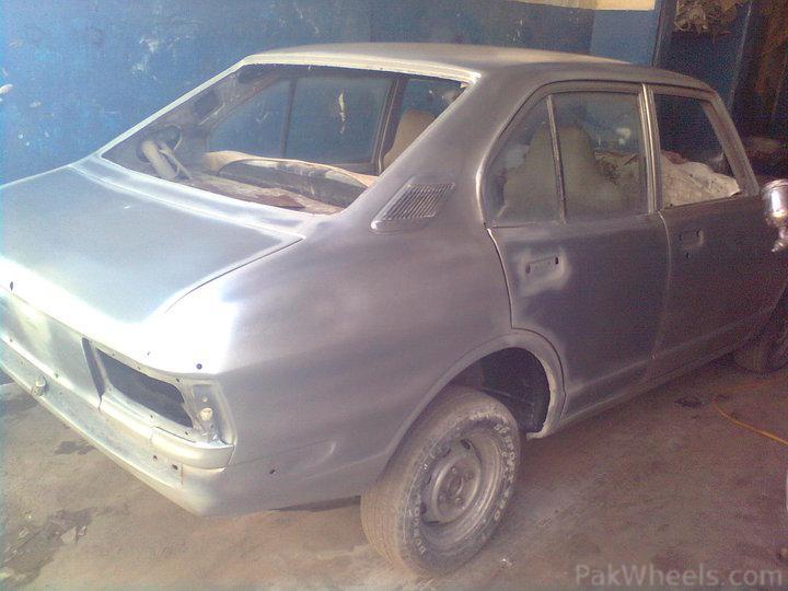 Toyota Corolla Ke20 1974 Paint Suggestion Req! - 206750