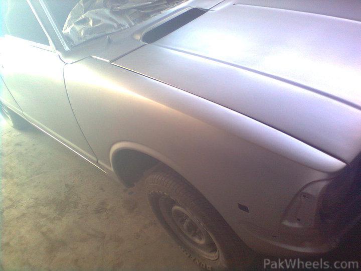 Toyota Corolla Ke20 1974 Paint Suggestion Req! - 206756