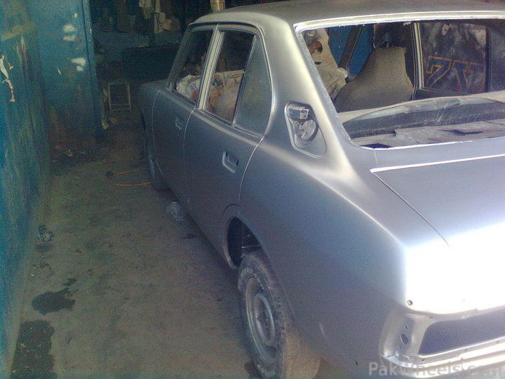 Toyota Corolla Ke20 1974 Paint Suggestion Req! - 206778
