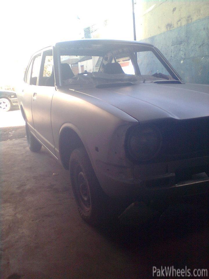 Toyota Corolla Ke20 1974 Paint Suggestion Req! - 206779