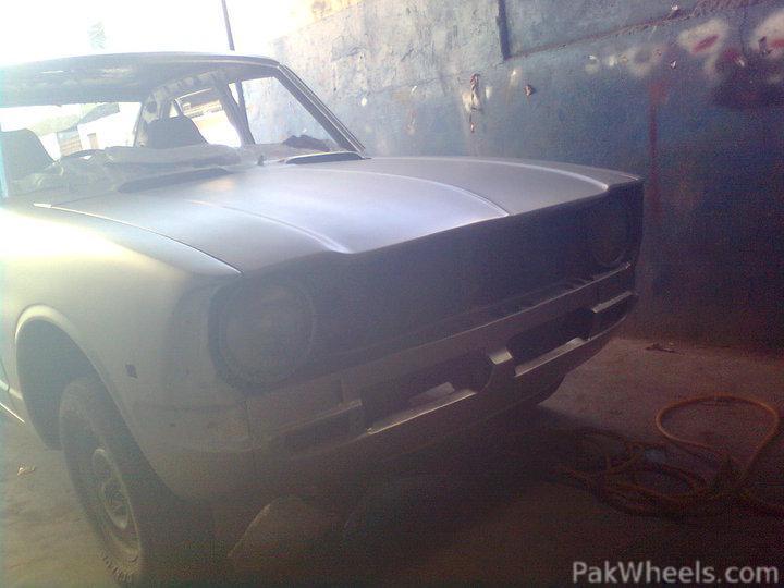 Toyota Corolla Ke20 1974 Paint Suggestion Req! - 206780