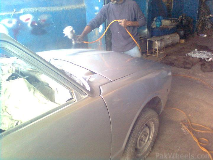 Toyota Corolla Ke20 1974 Paint Suggestion Req! - 206790