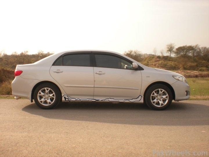 "Project ""Laadli"" - My Toyota Corolla GLi 2010 - 215939"