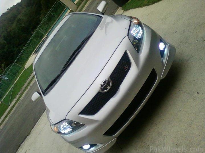 "Project ""Laadli"" - My Toyota Corolla GLi 2010 - 234387"