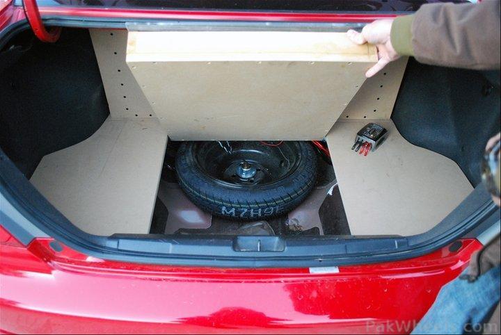 "Project ""Laadli"" - My Toyota Corolla GLi 2010 - 234887"