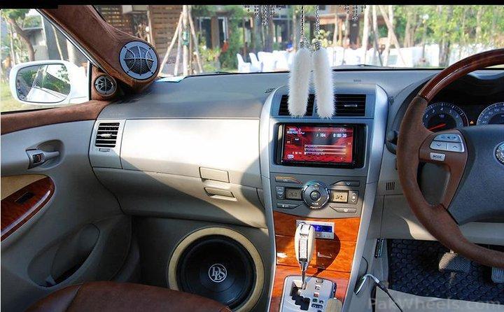 "Project ""Laadli"" - My Toyota Corolla GLi 2010 - 238017"