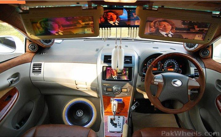 "Project ""Laadli"" - My Toyota Corolla GLi 2010 - 238018"