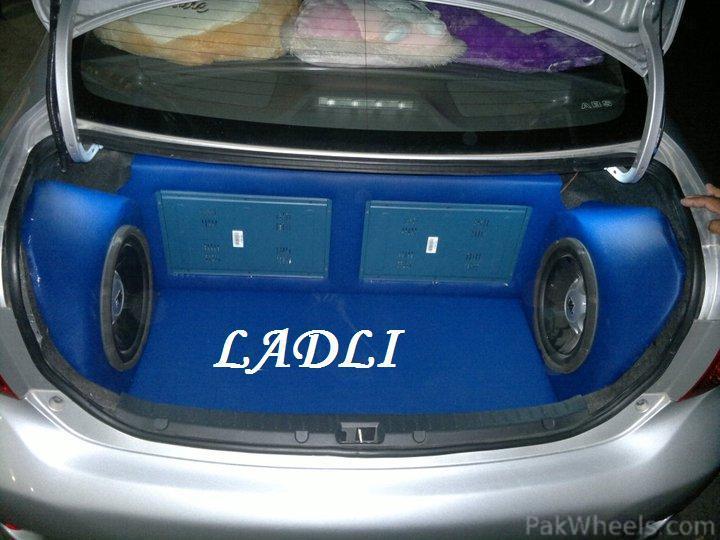"Project ""Laadli"" - My Toyota Corolla GLi 2010 - 238797"