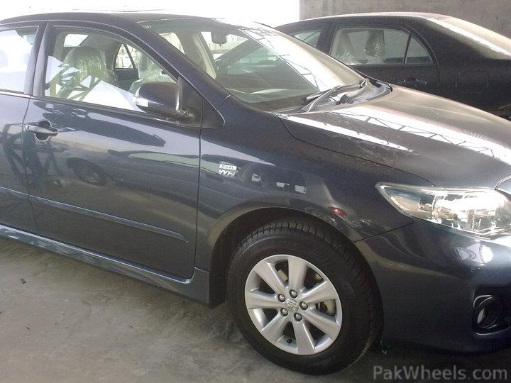 New corolla 2011 pictures and information - 244758