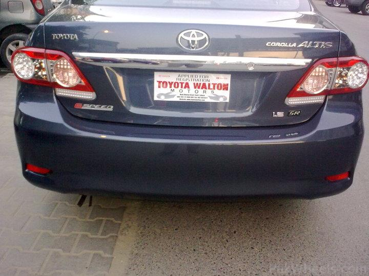 New corolla 2011 pictures and information - 247579