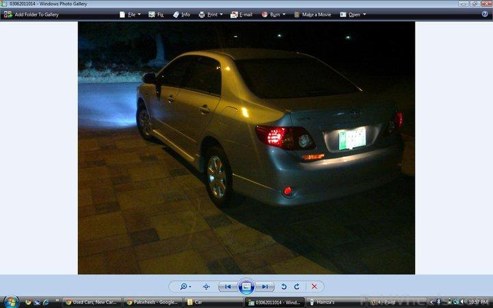 "Project ""Laadli"" - My Toyota Corolla GLi 2010 - 248472"
