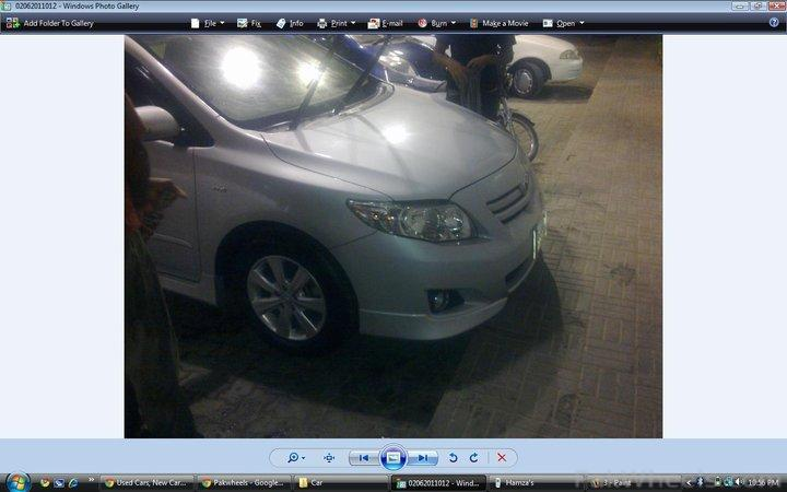 "Project ""Laadli"" - My Toyota Corolla GLi 2010 - 248473"