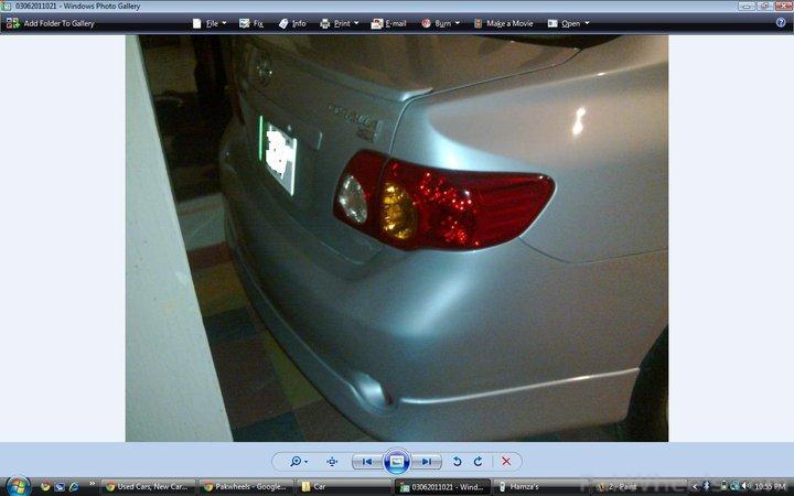 "Project ""Laadli"" - My Toyota Corolla GLi 2010 - 248474"
